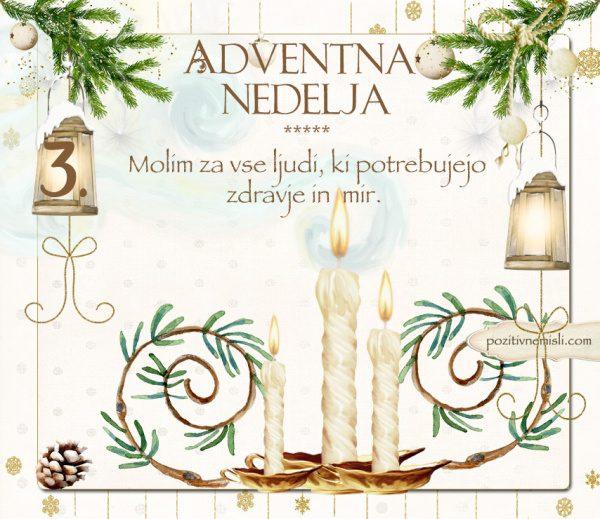3. adventna nedelja - Čarobni božič