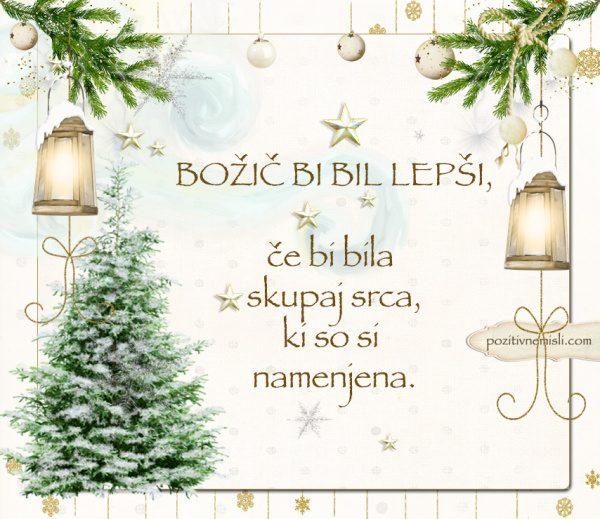ČAROBNI BOŽIČ  -  Božič bi bil lepši ...
