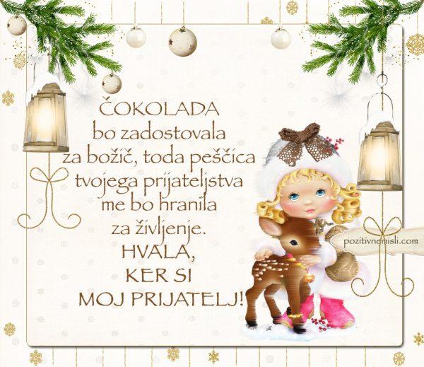 Čarobni božič - Čokolada bo zadostovala za božič