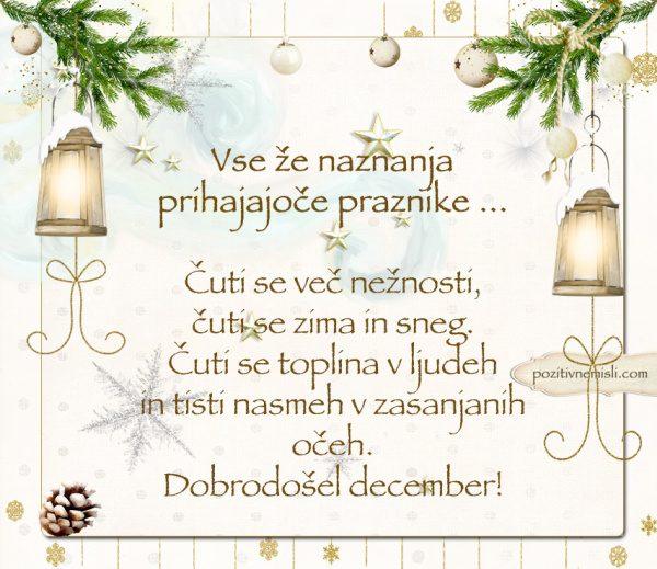 Čarobni božič - Vse že naznanja prihajajoče praznike