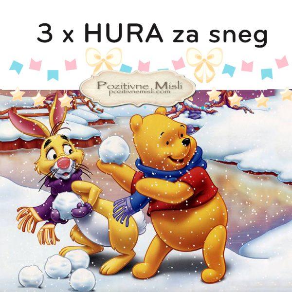 HURA ZA SNEG