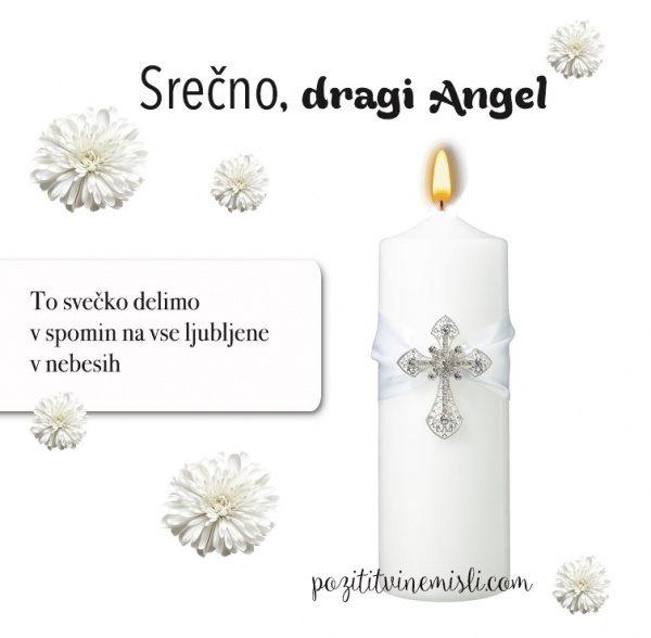 SREČNO NOVO LETO DRAGI ANGEL