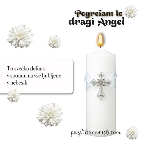 POGREŠAM TE ANGEL