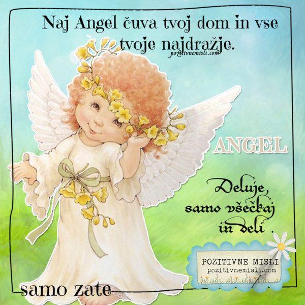 ANGEL za zaščito doma