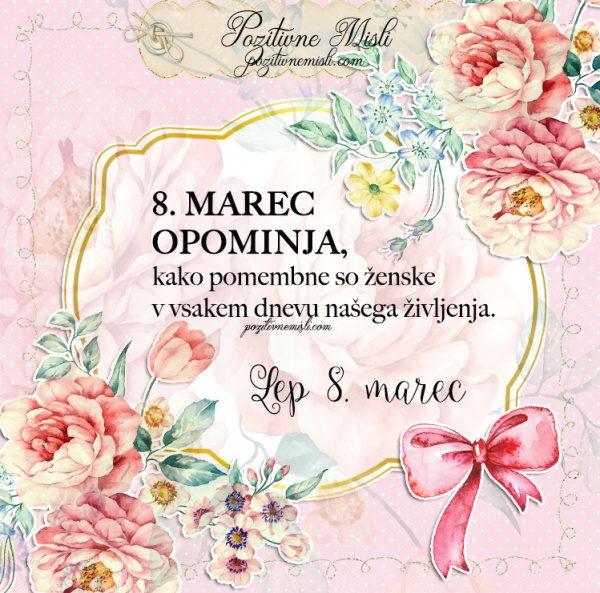LEPE MISLI za 8. marec - 4