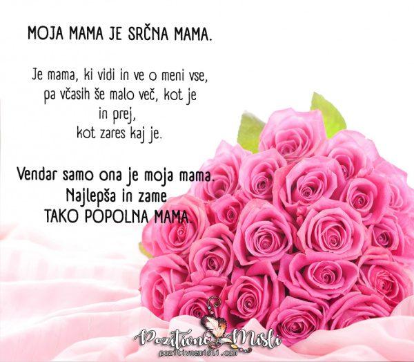 MOJA MAMA - najlepše misli za mamo