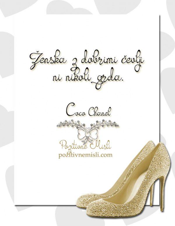 Coco Chanel misli in citati
