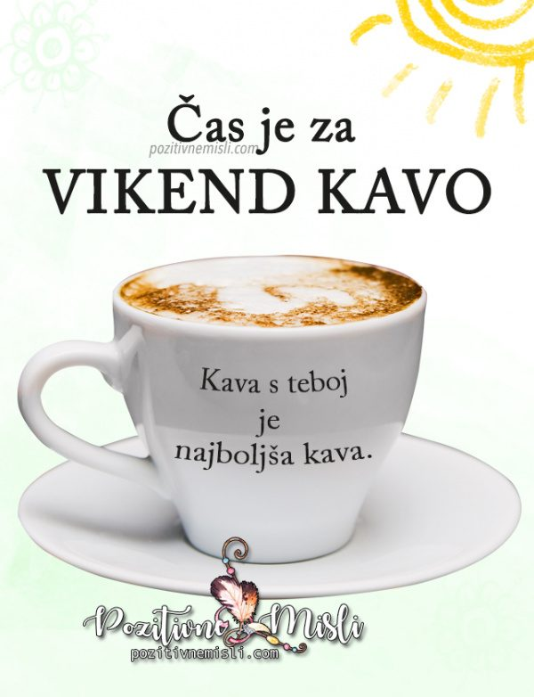 Kava -Vikend