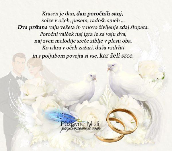 Poročni verzi - 3