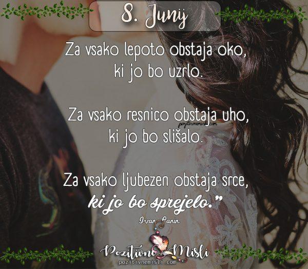 8. junij - 365 misl