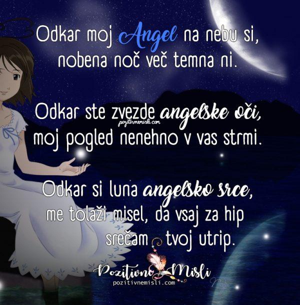 Lahko noč, moj angel
