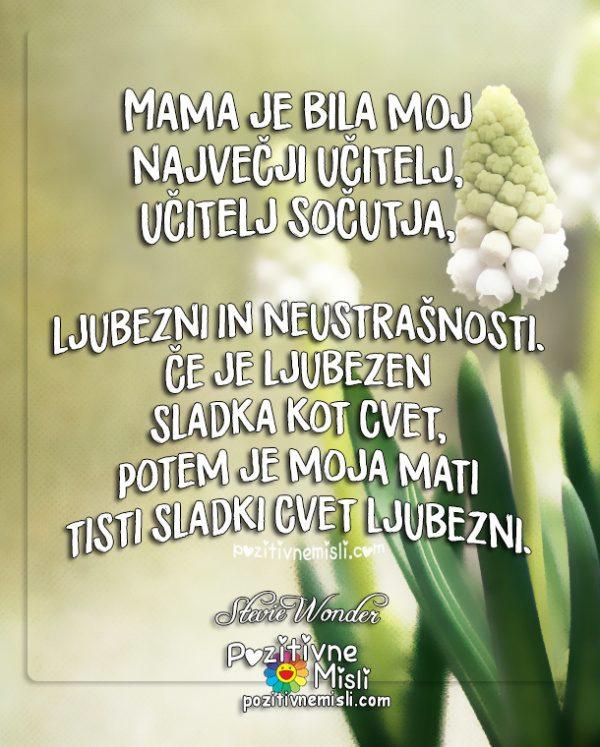 Mama - misli o mami