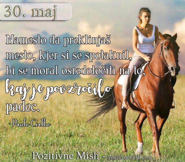 30. maj - Misli Paulo Coelho