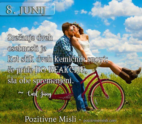 8. junij -  365 misli za lepši dan