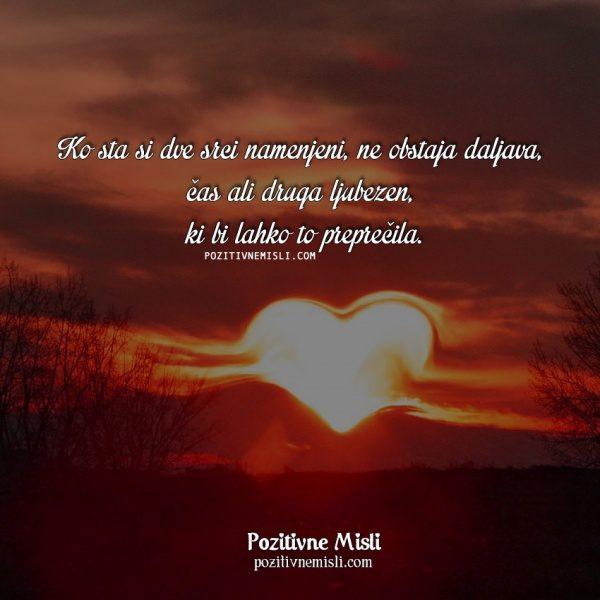 Lepa misel o ljubezni
