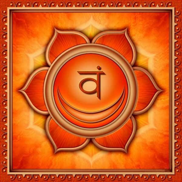Druga čakra - Svadhisthana