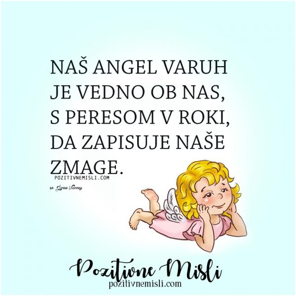 Naš angel varuh  ...