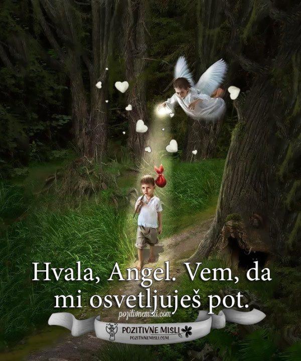 Hvala, Angel ...
