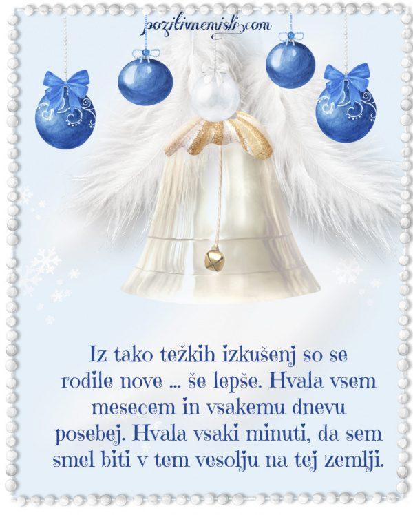 Božič v srcu - Iz tako težkih izkušenj so se rodile nove