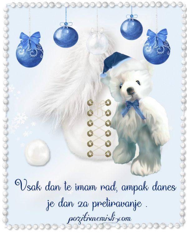 Božič v srcu - Vsak dan te imam rad