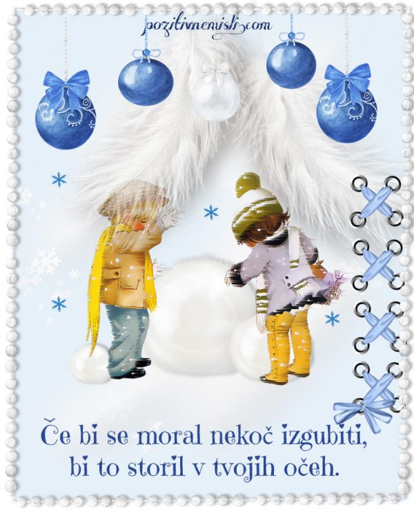 Adventni koledar - Božič v srcu -  Zate, ki si v mojem srcu
