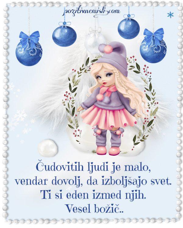 Božič v srcu - Čudovitih ljudi je malo