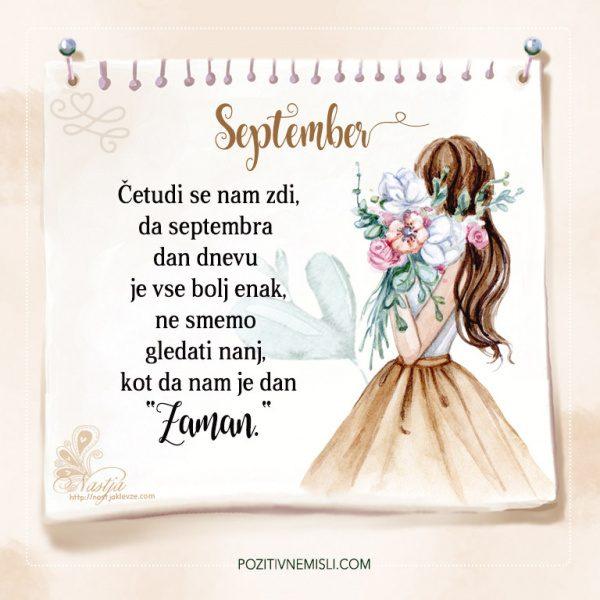 September - Pozitivčice