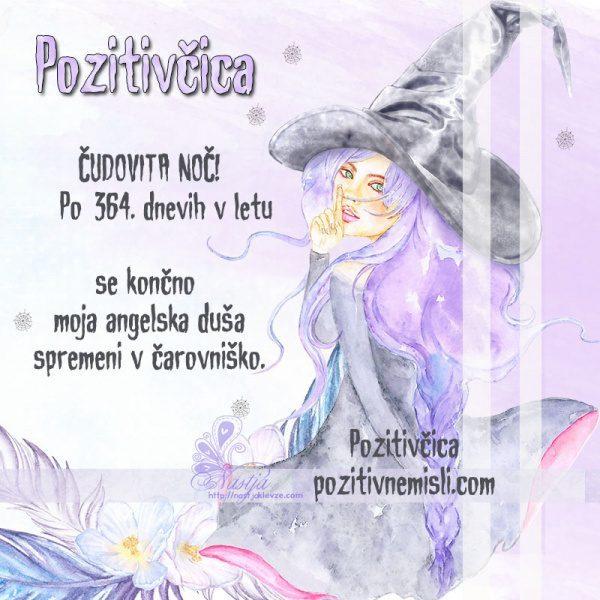 Čudovita noč čarovnic - Po 364. dnevih v letu
