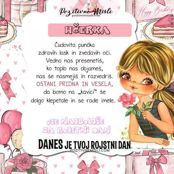 HČERKI ZA ROJSTNI DAN - Čudovita punčka