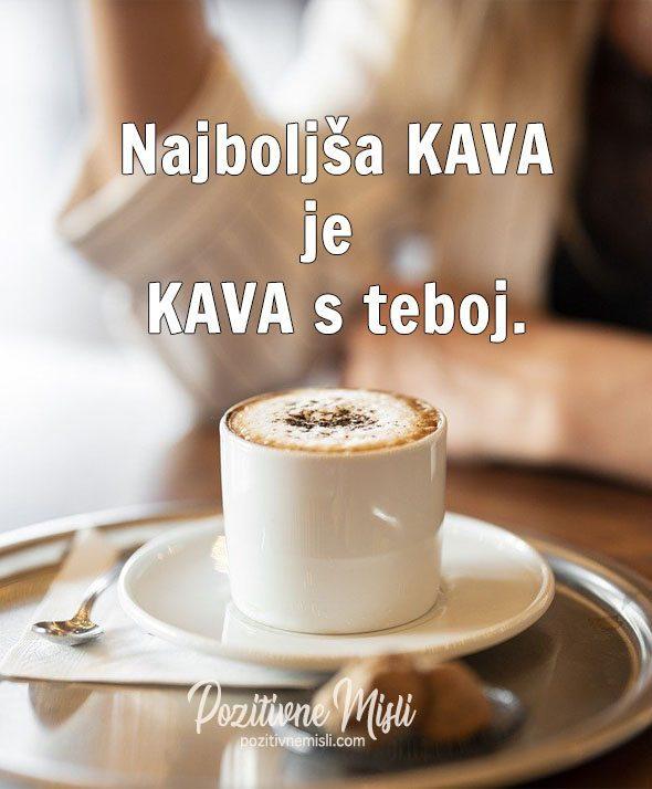 Kava - misli o kavi  ☕️