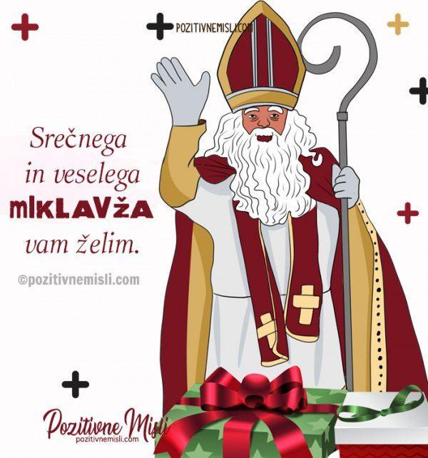 Miklavž ~ Srečnega in veselegaMiklavža