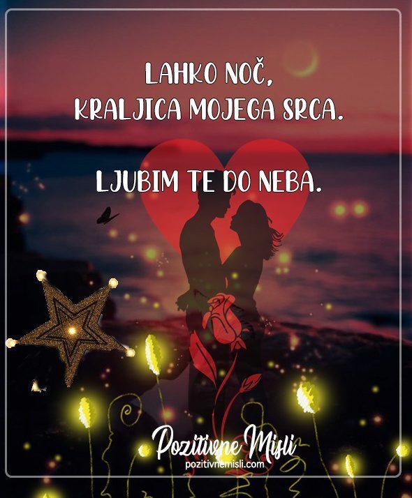 Lahko noč -  Lahko noč, kraljica