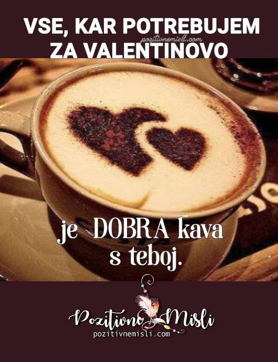 Vse, kar potrebujem za valentinovo  - misli in sporočila za valentinovo