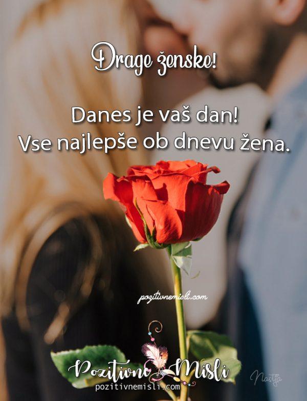 Drage ženske  - Vse najlepše ob dnevu žena