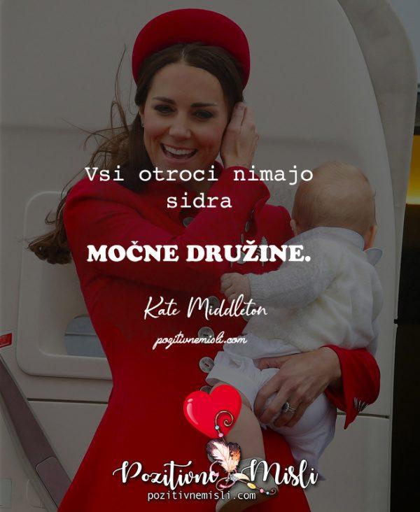 Kate Middleton - Vsi otroci -   misli in citati