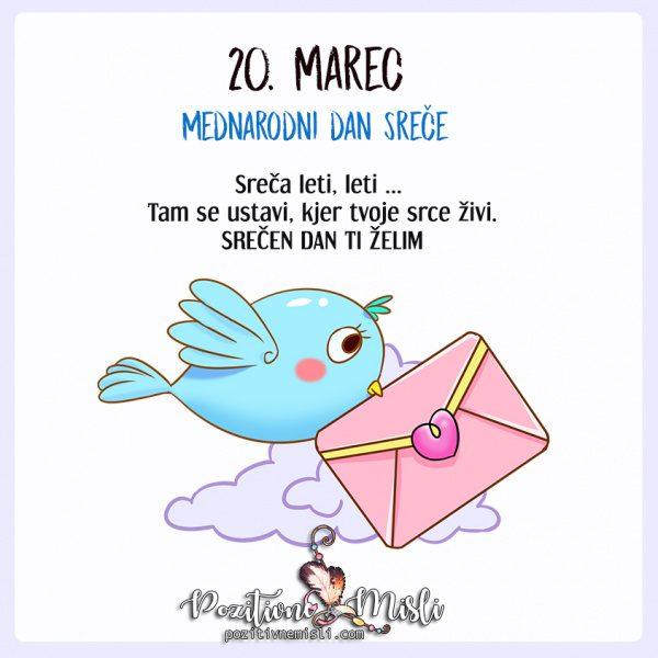20. marec - mednarodni dan sreče