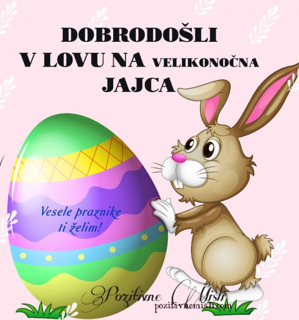 Velikonočna jajca - smešni verzi za veliko noč