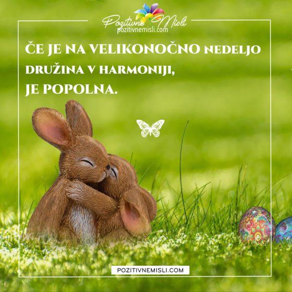Velikonočna nedelja - Če je na velikonočno nedeljo