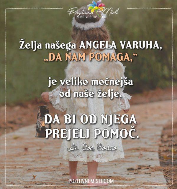 Želja našega angela varuha - Citati o Angelih