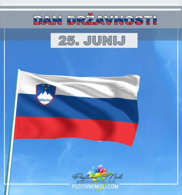 25. junij dan državnosti