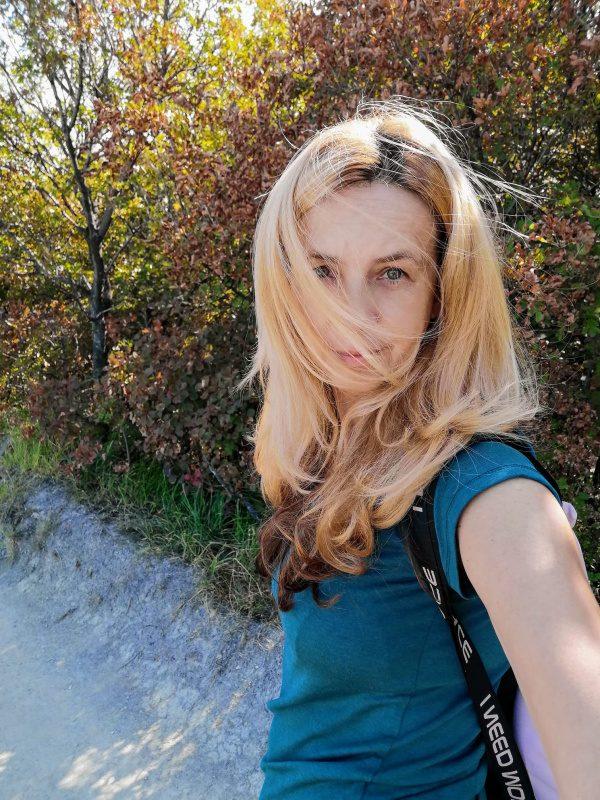 Nastja Klevže - lepe misli o jeseni