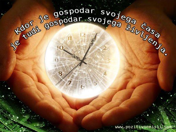 Gospodarji časa