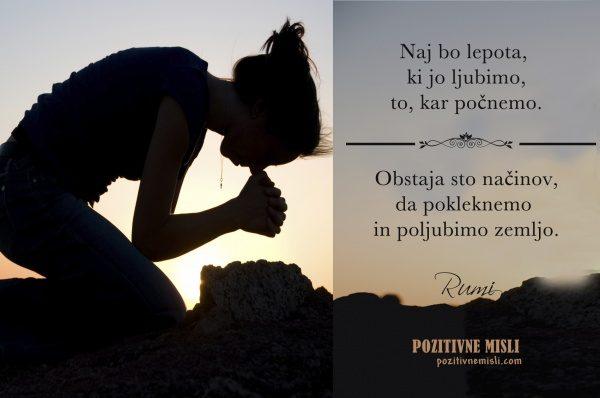 Rumi - lepota