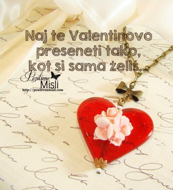 Valentinovo - dan ljubezni