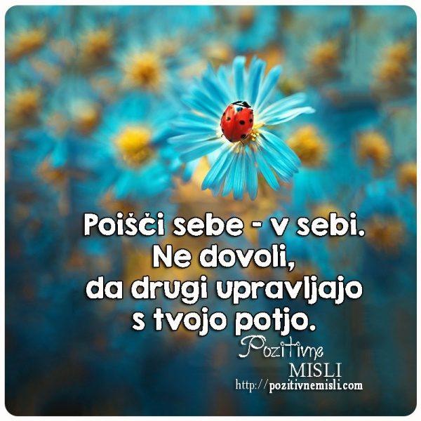 Moč pozitivnih misli - Zavedanje življenja