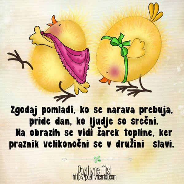 Zgodaj pomladi, ko se narava prebuja,  pride dan, ko ljudje so srečni. Na obrazi