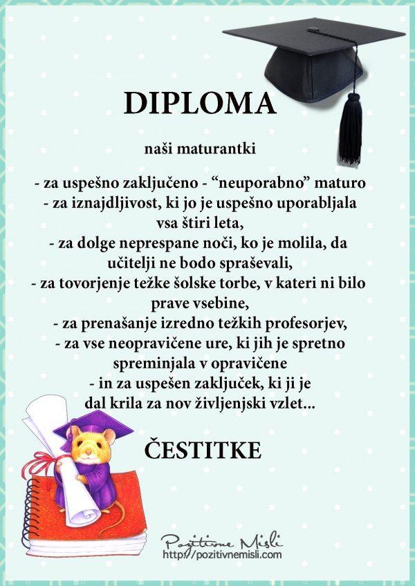 Diploma ....