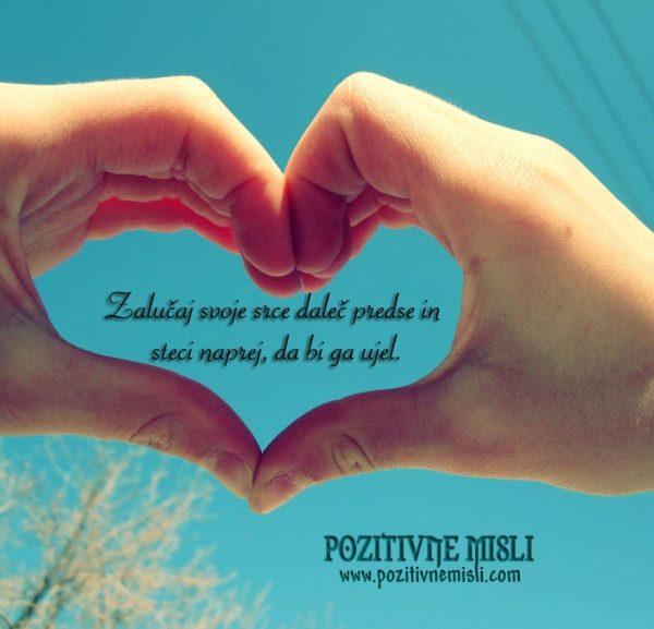 Ujemi srce - modre misli o življenju