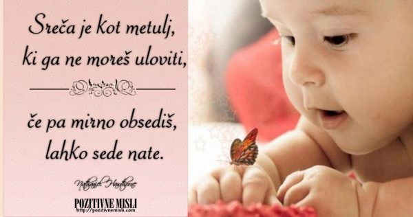 Nathaniel Hawthorne - Sreča je kot metulj
