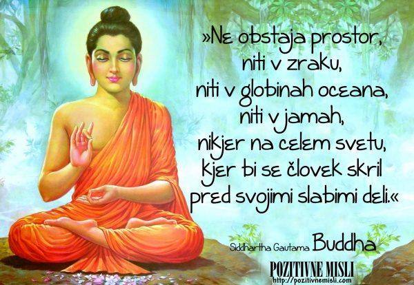 Siddhartha Gautama Buddha - Dejanja